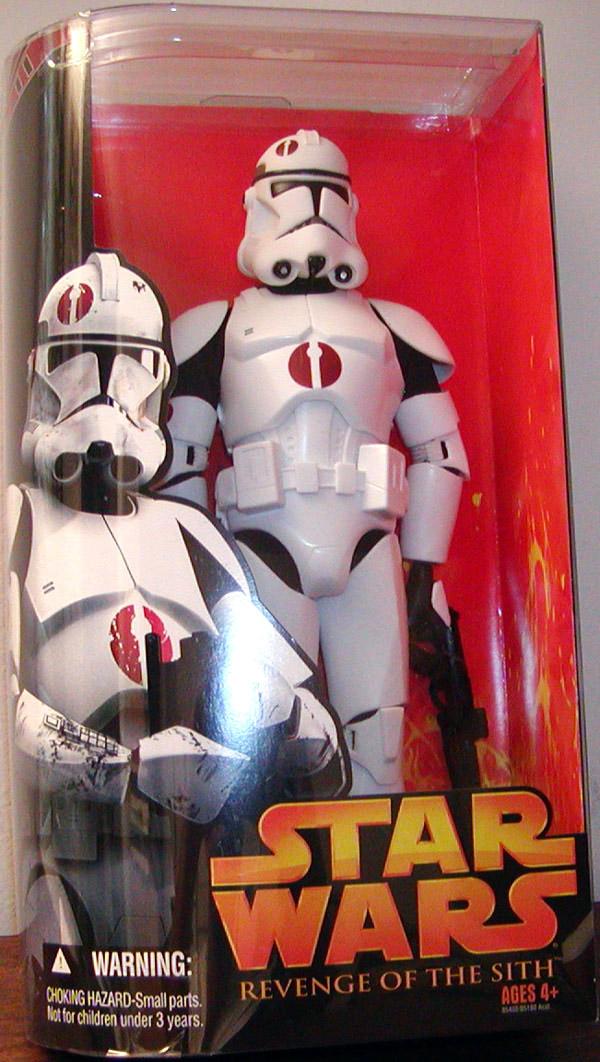 Clone Trooper Figure 12 Inch Revenge Sith Star Wars