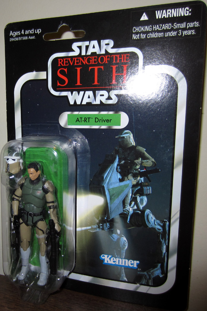 At Rt Driver Action Figure Vc46 Star Wars Revenge Sith