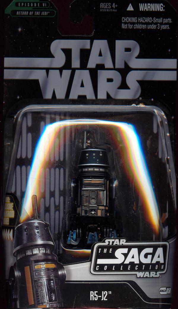 STAR WARS SAGA R5-J2-058