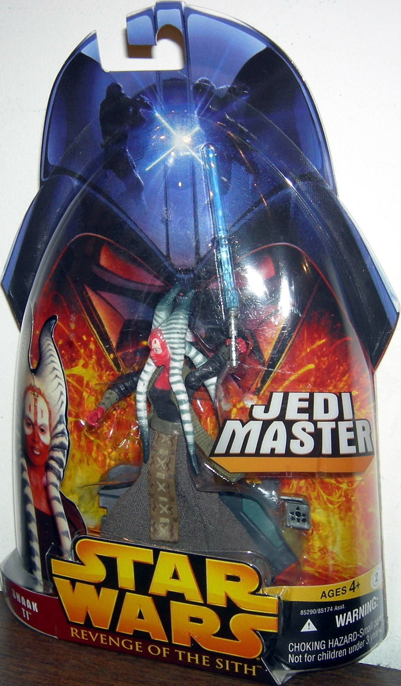 Shaak Ti Figure Revenge Sith 21 Star Wars