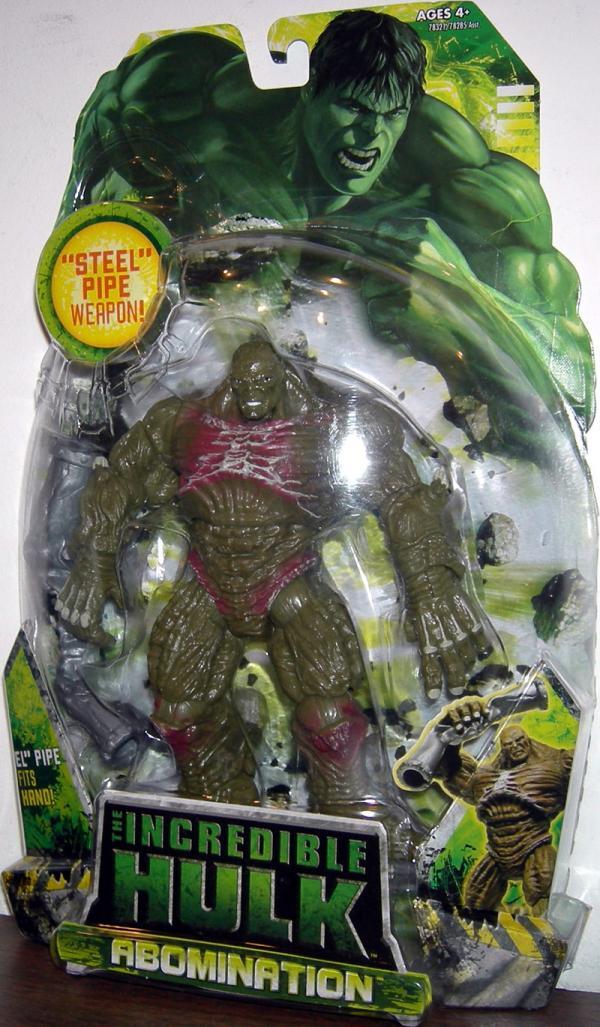 Abomination (2008 Hulk Movie)