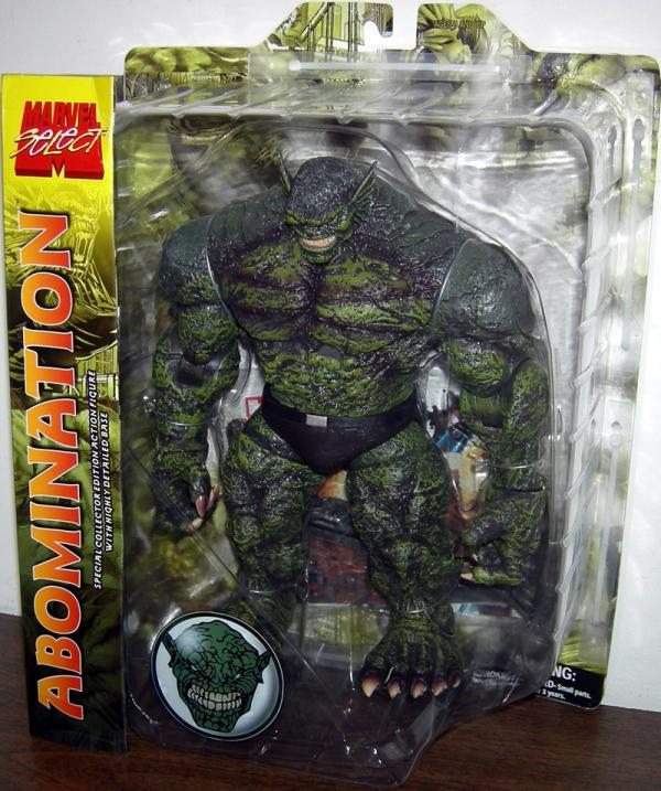 "NM Verpackung Marvel Auswahl Abomination Emil Blonsky 7 /"" Actionfigur"