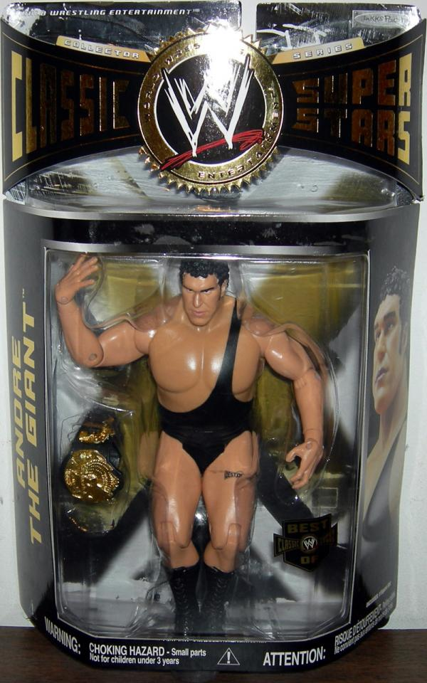Andre The Giant (Best of WWE Classic Super Stars)