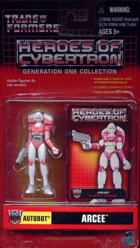 Arcee (Heroes of Cybertron)