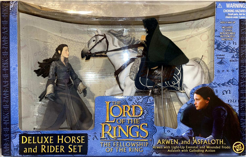 Arwen and Asfaloth (blue box)