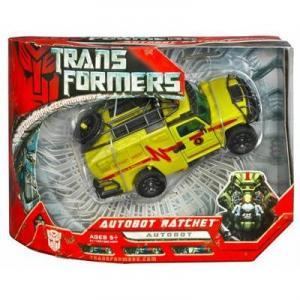 Autobot Ratchet (Movie Voyager)