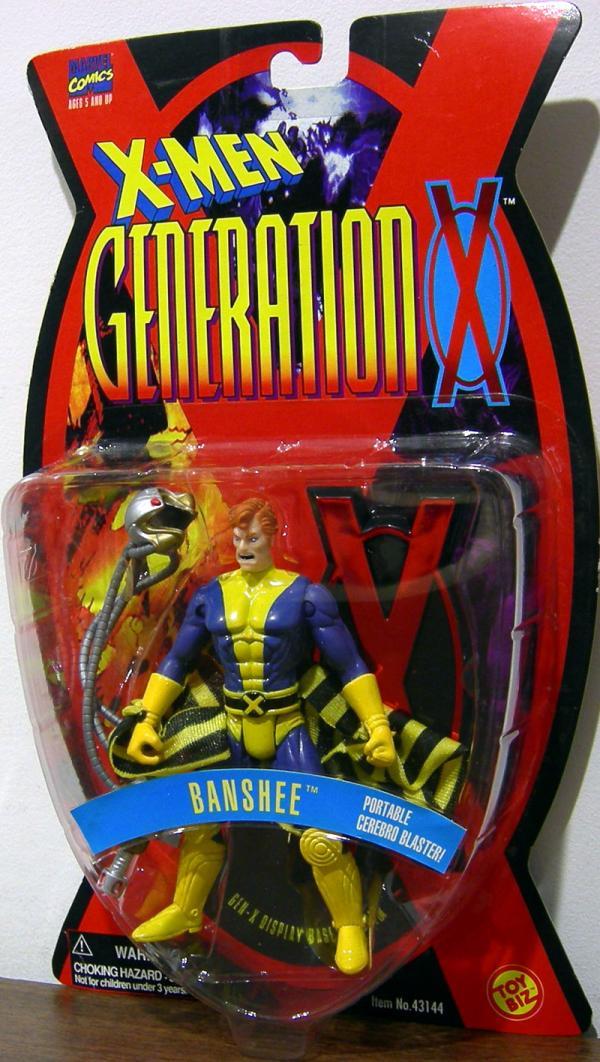 Banshee (Generation-X)