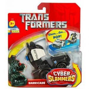 Barricade (Cyber Slammers)