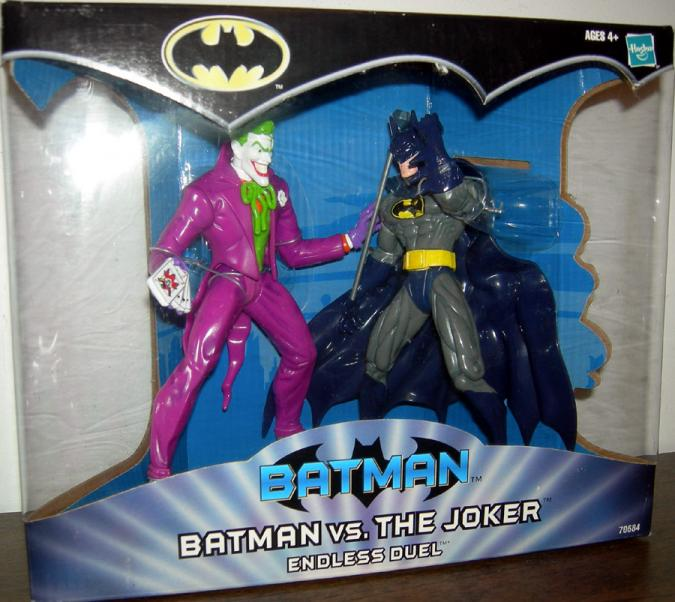Batman vs. The Joker (Endless Duel)