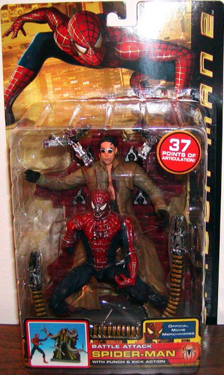 Battle Attack Spider-Man 2