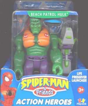 Beach Patrol Hulk