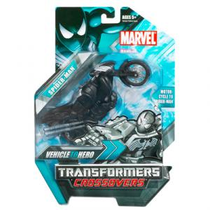 Black Costume Spider-Man (Transformers Crossovers)