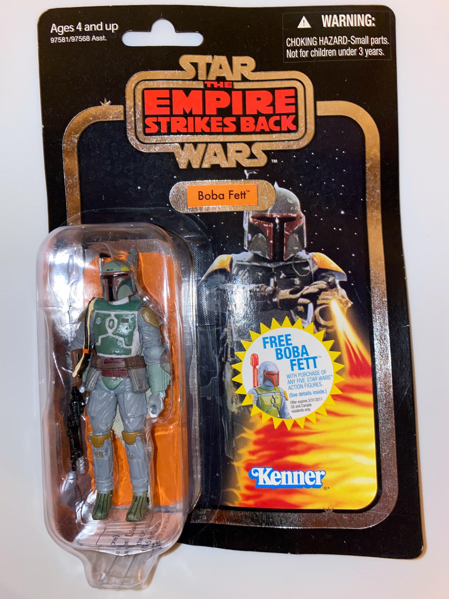 Boba Fett (VC09, Empire Strikes Back, foil variant)
