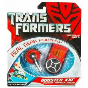 Booster X10 (Movie Real Gear)