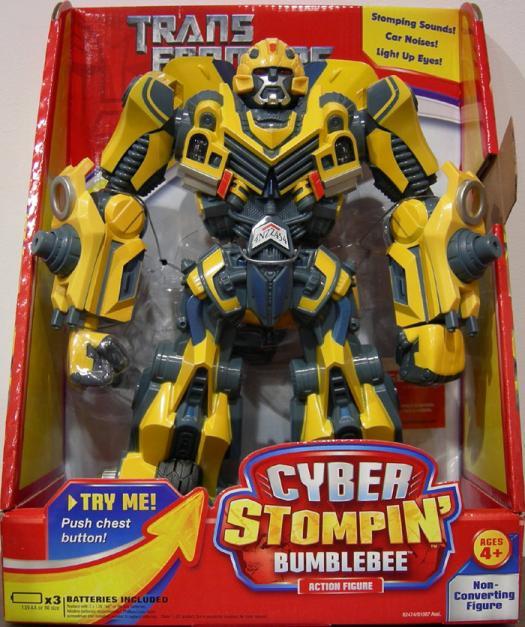 Bumblebee (Cyber Stompin')