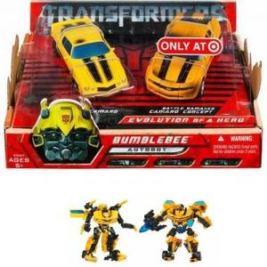 Bumblebee 2-Pack (Evolution of a Hero)