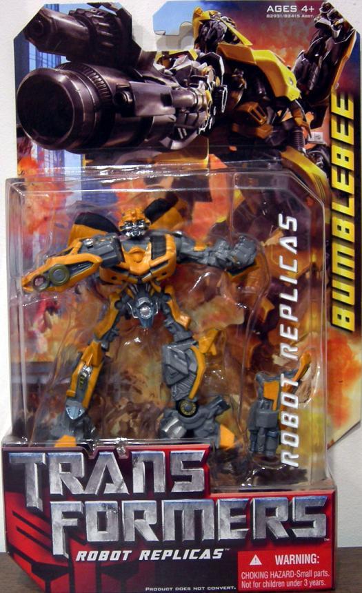 Bumblebee (Robot Replicas)