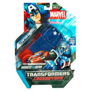 Captain America (Transformers Crossovers)
