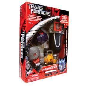 Transformers Undercover Carabiner 4 Piece Set