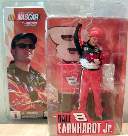 Dale Earnhardt Jr. (with Taz Shirt)