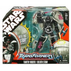 Darth Vader / Death Star (Transformers)