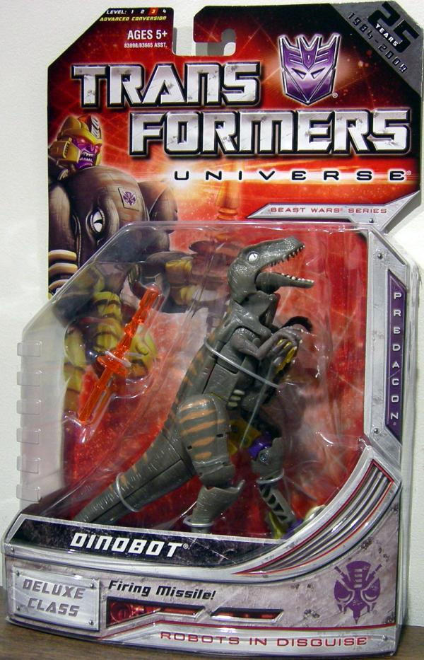 Dinobot (25th Anniversary)