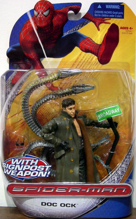 Doc Ock (With Signpost Weapon, Trilogy)