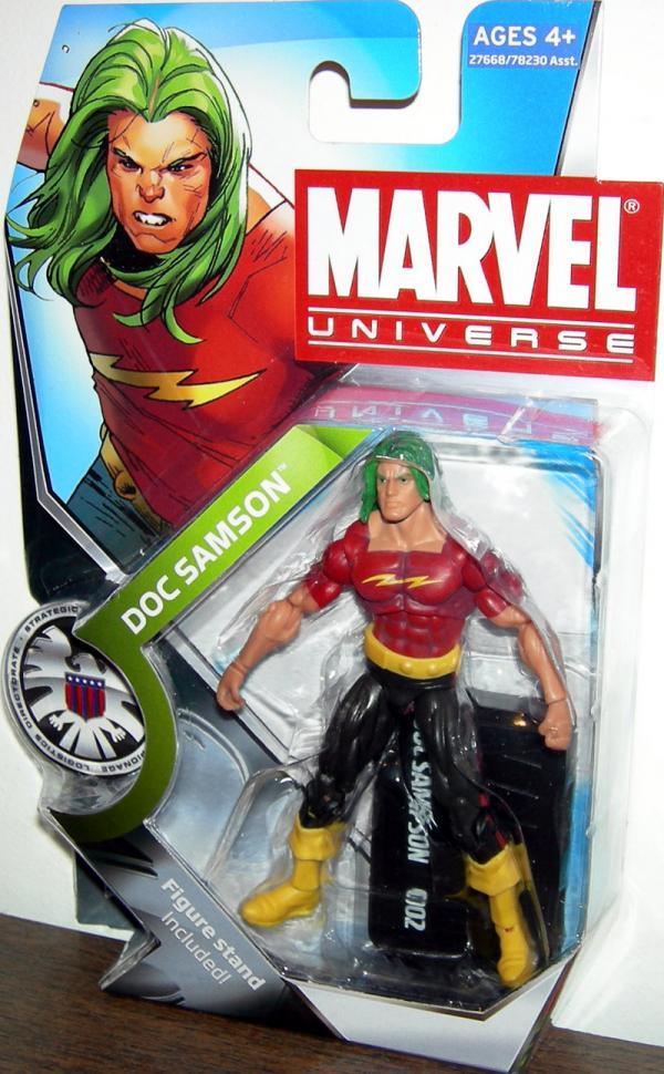 Doc Samson (Marvel Universe, series 3, 002)