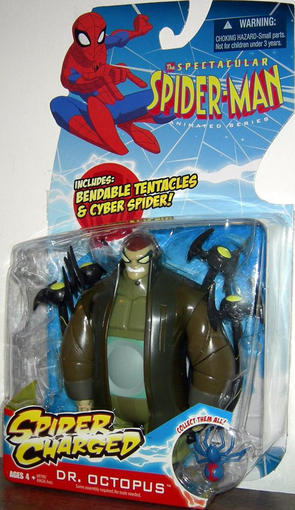 Dr. Octopus (The Spectacular Spider-Man Animated Series, Spider Charged)