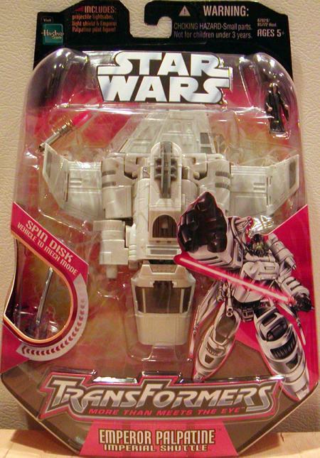 Emperor Palpatine (Transformers)