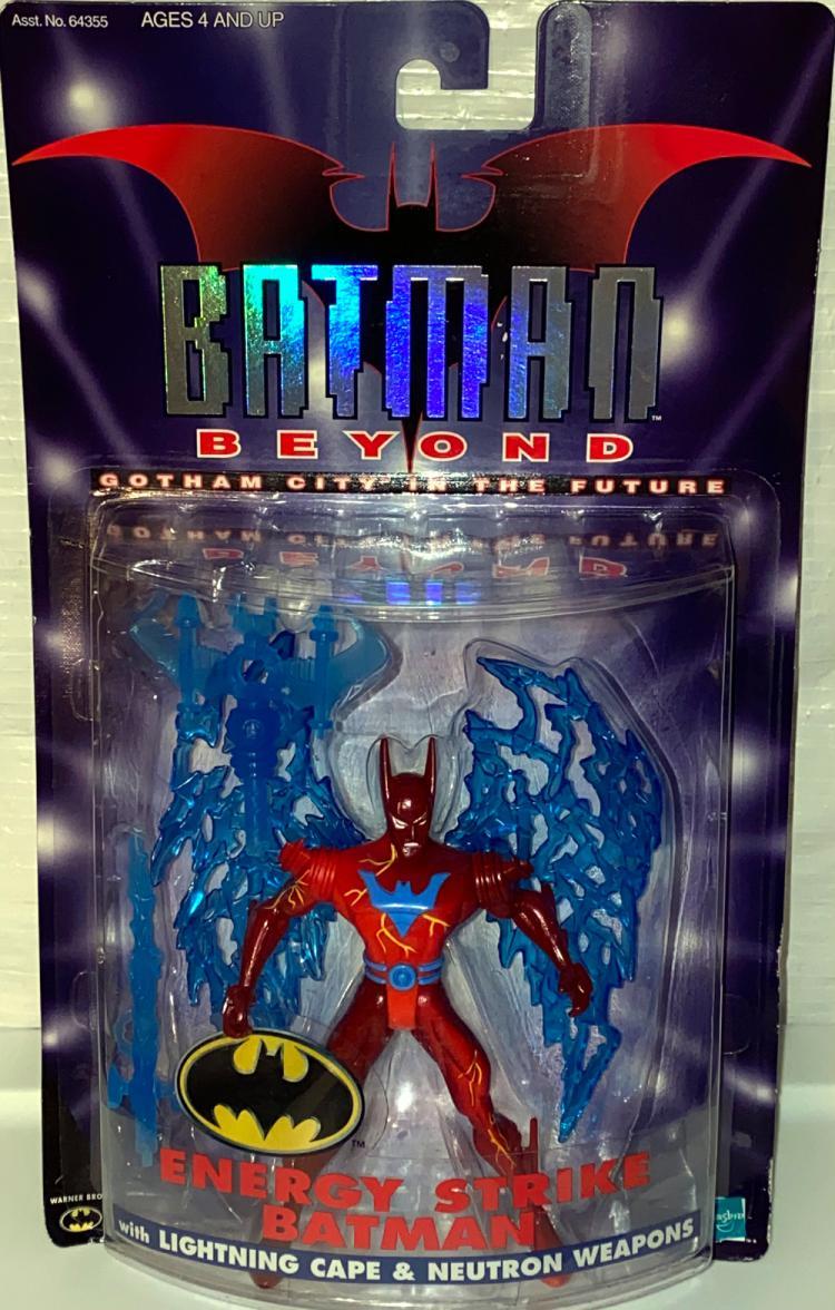 Energy Strike Batman (Batman Beyond)