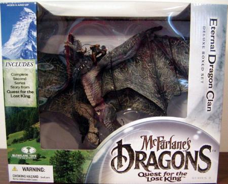 Eternal Dragon Clan 2 Deluxe Boxed Set