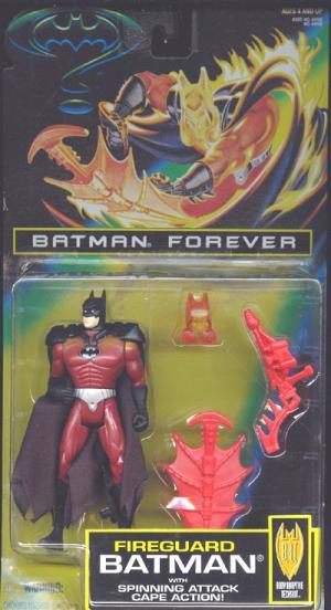 Fireguard Batman (Batman Forever)