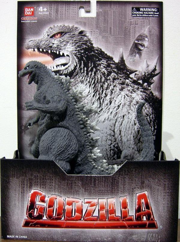 First Godzilla