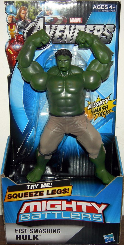 Fist Smashing Hulk (Avengers)