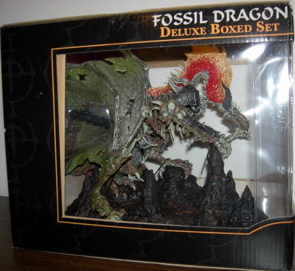 Fossil Dragon Clan Deluxe Boxed Set