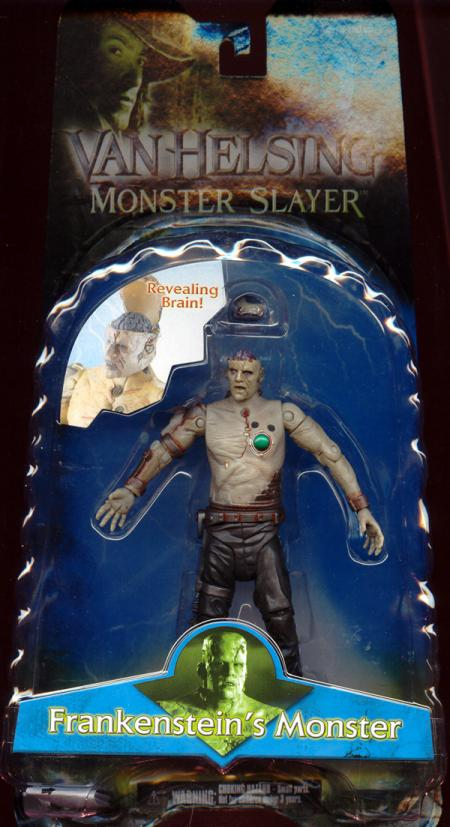 Frankenstein's Monster (with revealing brain)