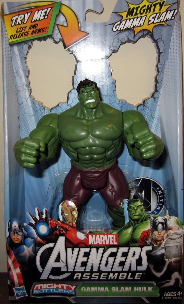 Gamma Slam Hulk (Avengers Assemble)