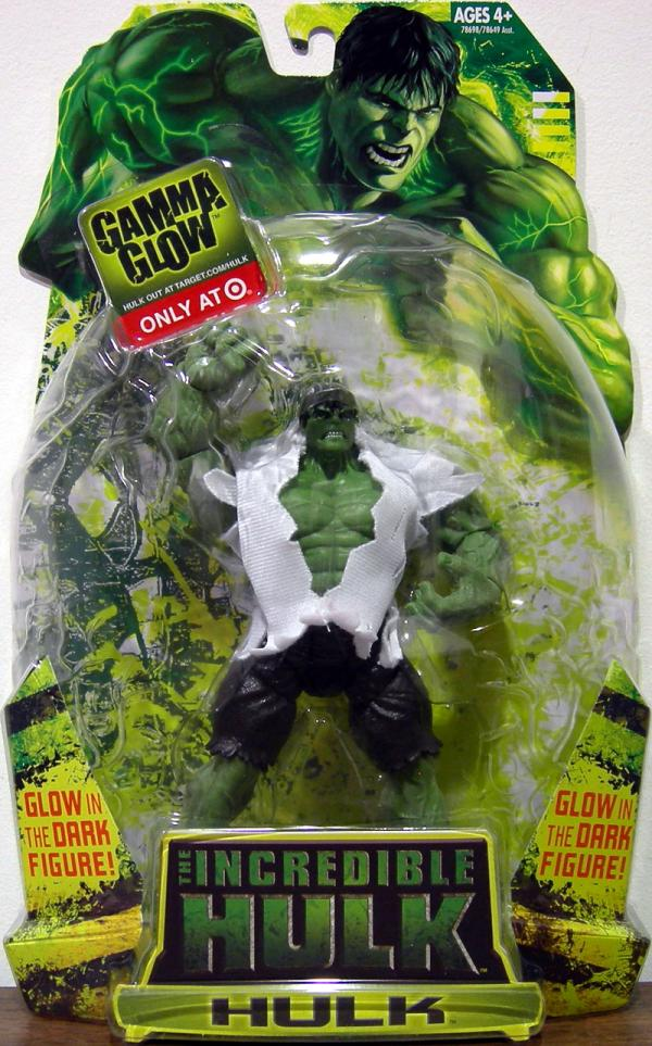 Gamma Glow Hulk (with tear away shirt)
