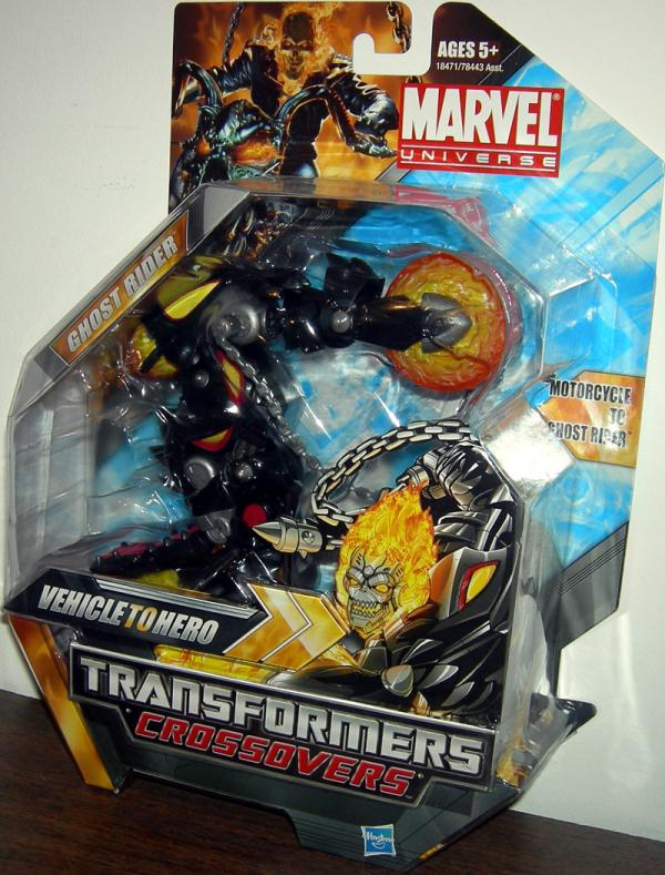 Ghost Rider (Transformers Crossovers)