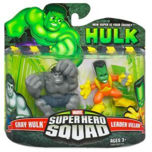 Gray Hulk & Leader Villain (Super Hero Squad)