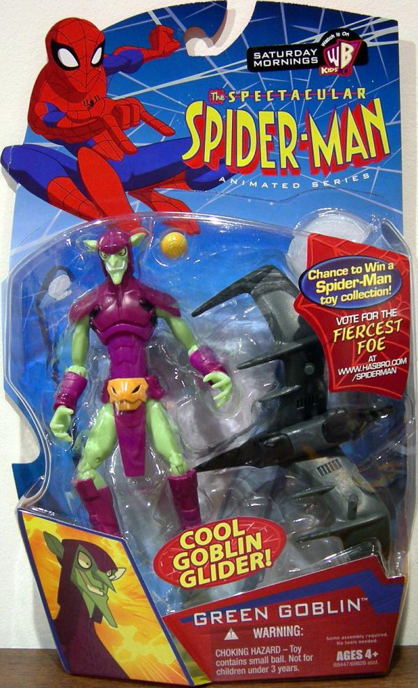 Green Goblin (The Spectacular Spider-Man Animated Series)