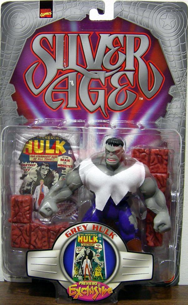 Grey Hulk (Silver Age)