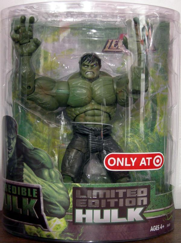 Limited Edition Hulk (Marvel Legends)