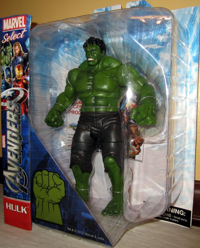 Hulk (Marvel Select, Avengers)