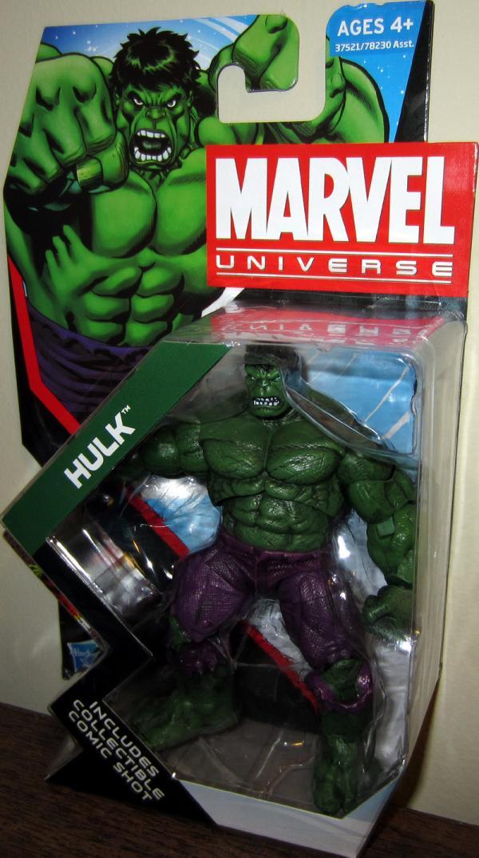 Hulk (Marvel Universe, series 4, 009)