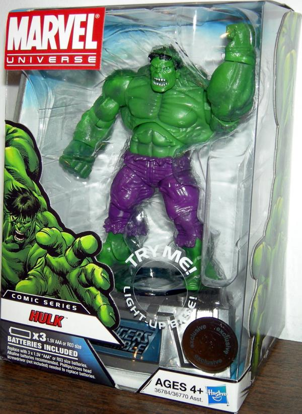 Hulk (Marvel Universe, Toys R Us Exclusive)