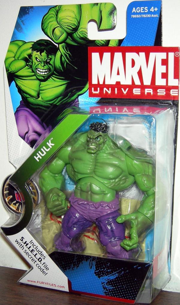 Hulk (Marvel Universe, #013)