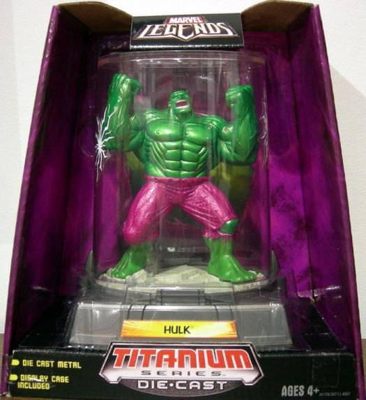 Hulk (Titanium Series Die-Cast)