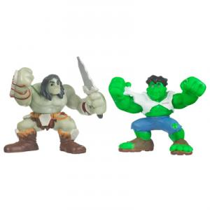 Hulk & Son of Hulk (Super Hero Squad)